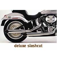 Cobra Slashcut Exhausts