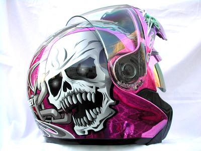 Masei Skull Helmet